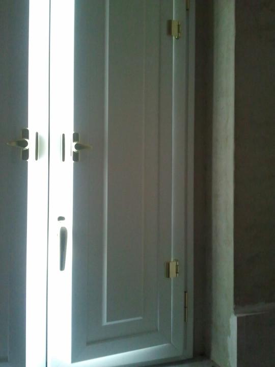 Lavori in alluminio catania - legno alluminio EKOS