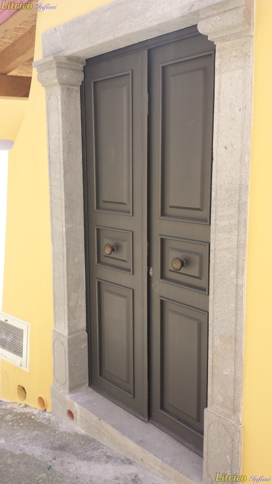Porte in ferro Catania