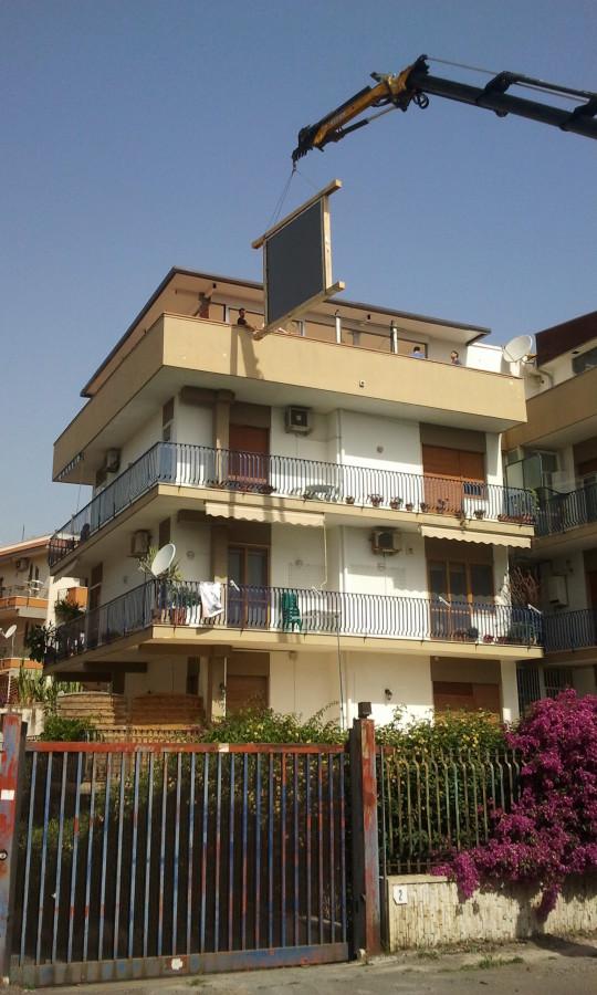 Veranda in Alluminio a Taglio Termico Catania