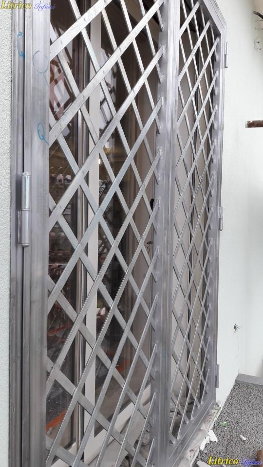 Cancelli in ferro di sicurezza Catania