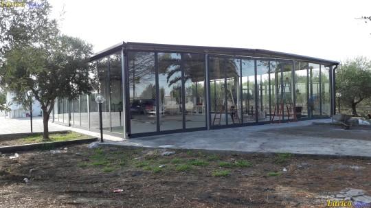Veranda in Alluminio Catania